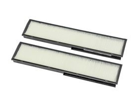 - Mercedes w124 OEM Cabin fresh Air pollen Filter Set FRESH parts