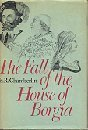 Fall of the House of Borgia, E. R. Chamberlain, 0880291745