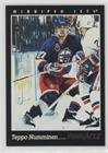 Teppo Numminen (Hockey Card) 1993-94 Pinnacle - [Base] #92