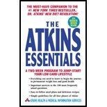 Atkins Essentials (03) by Serv, Atkins Health & Medical Information [Mass Market Paperback (2003)]