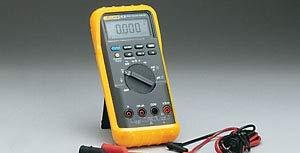 Digital Multimeter, 10A, 50 MOhms, 1000V