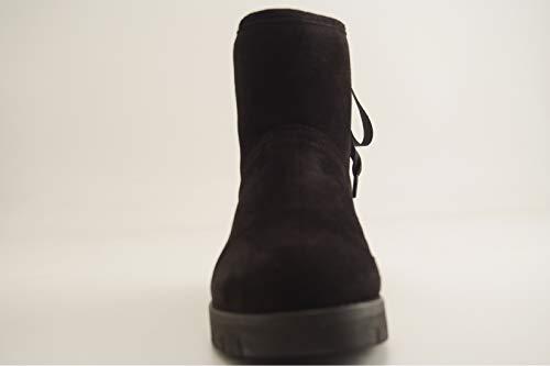 Anais Peau Peau Boots Reqins Noir Anais Reqins Noir Boots 6SqZS1n