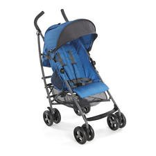 Zobo Lightweight Stroller Steel Blue