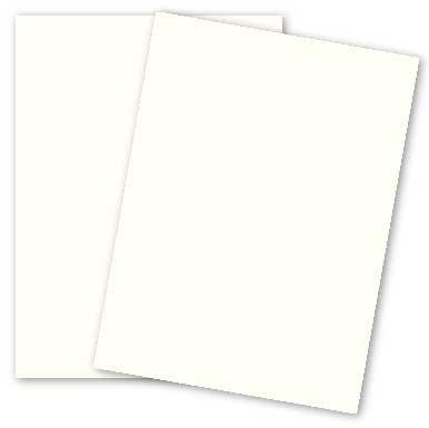 Curious Metallic - CRYOGEN WHITE Card Stock - 89lb Cover - 8.5 x 11 - 25 PK