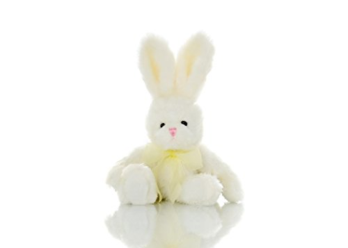 Aroma White Bunny - Aromatherapy Stuffed Animal - Hot And Cold Therapy