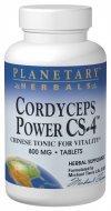 (Cordyceps Power Planetary Herbals 120 Tabs)