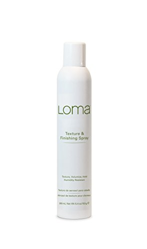 Loma Hair Care Texture & Finishing Spray, Orange/Tangerine/Cranberry Pear, 153 ()