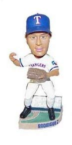 Texas Rangers Alex Rodriguez 2003 Bobble Head Doll