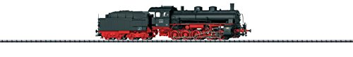 Trix HO Freight Steam Locomotive with a Tender Train -  22057
