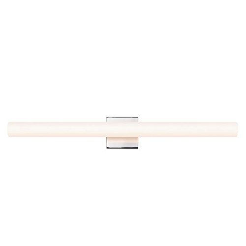 (Sonneman 2432.01-FT Tubo Slim LED Bath Bar Vanity Fixture, 32 by Sonneman)