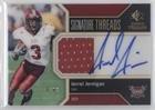 Jerrel Jernigan #15/99 (Football Card) 2011 SP Authentic - Signature Threads #TH-JE