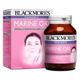 Blackmores Radiance Marine Q10, Marine Fish Protein Extract Combined with Coenzyme Q10 by Blackmores
