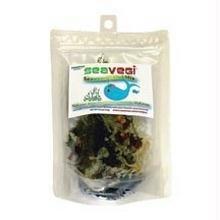 SEASNAX Seaweed Salad Mix, 0.9 OZ ()