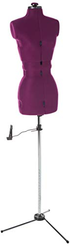 Dritz 20300 My Double Dressform with Tri-Pod Stand Adjustable Up to 63