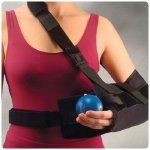 B-Cool Super Sling Plus - Plus Complete, Large, Elbow to MCP: 17.25