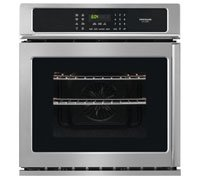 Frigidaire FGEW276SPF 27 inch 3.8 Cu. Ft. Capacity Electric Single Wall Oven in Stainless Steel