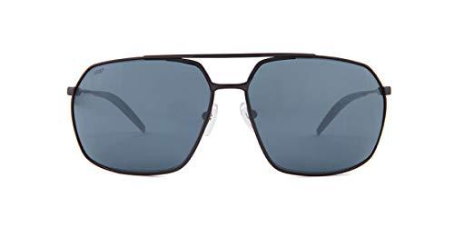 Costa Pilothouse Two Tone Titanium Frame Grey Silver Mirror Lens Men's Sunglasses ()