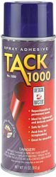 Tack 1000 Spray Adhesive-11oz - Tack Spray 1000