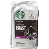 Starbucks Dark French Roast, Ground Coffee, 12-Ounce Bags (Pack of 2)