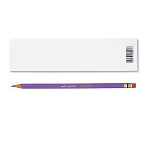 - Prismacolor Col-Erase Erasable Colored Pencil PURPLE Set/12