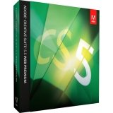New - Adobe Creative Suite v.5.5 (CS5.5) Web Premium - Version/Product Upgrade - 1 User - GD9917