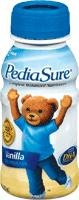 PediaSure® Ready-to-Drink Vanilla 8 oz Bottle, Gluten-Free, Milk-Based - 24 ct. by Pediasure