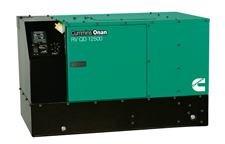 (12.5KW Cummins Onan QD 12000 Single Phase Diesel RV Mobile 104/52A Generator - 12.5HDKCB-11506)