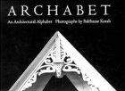 Archabet, Postcard Book
