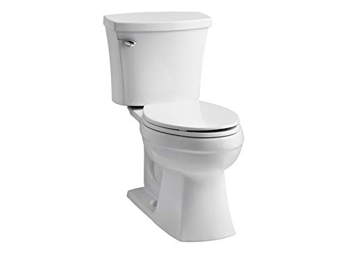 Elliston The Complete Solution Comfort Height 2 Piece Elongated 1.28 GPF Toilet