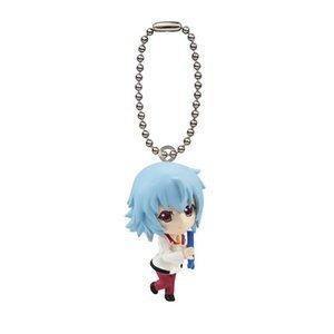 Bandai IS Infinite Stratos II Gashapon Swing Mascot Key Chain Figure ~1.5