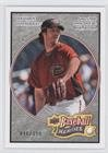 (Dan Haren #46/399 (Baseball Card) 2008 Upper Deck Baseball Heroes - [Base] - Charcoal #2)