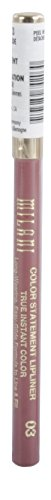 Milani Color Statement Lip Liner, Nude, 0.04 Ounce 0.04 Ounce Lip Pencil
