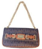 Michael Kors Hamilton Shoulder Flap - Brown