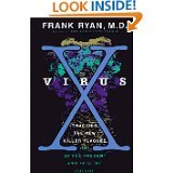 Virus X, Frank Ryan, 0756753872