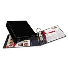 ((6 Pack Value Bundle) AVE79983 Heavy-Duty Vinyl EZD Ring Reference Binder, 3