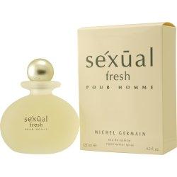 SEXUELLE FRESH par Michel Germain EDT SPRAY 4.2 OZ for MEN