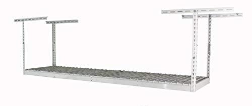 SafeRacks - 2x8 Overhead Garage Storage Rack (18'-33')