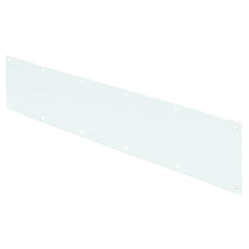 Prime-Line Products J 4926 Kick Plate, 3/16 in. x 34 in. x 8 in, Acrylic, Clear/Transparent, Smooth Finish, by PRIME-LINE (Image #2)
