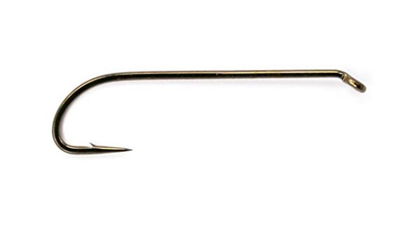 MUSTAD  Streamer Limerick  R87-3665A  3XH//7XL  Qty 50  Size # 6  Fly Tying Hooks
