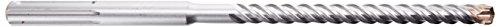 DEWALT DW5806 5/8-Inch by 8-Inch by 13-1/2-Inch 4-Cutter SDS Max Rotary Hammer Bit