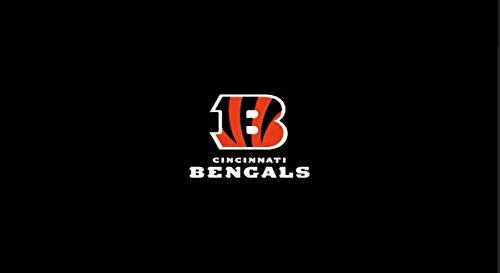 Imperial Officially Licensed NFL Merchandise: 8-Foot Billiard/Pool Table Cloth, Cincinnati Bengals