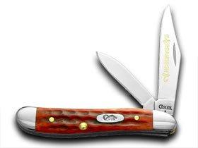 CASE XX rot Bone Grandson Peanut 1 500 Pocket Knife Knives B00MP1BW5Y     | Verrückter Preis
