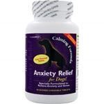 Anxiety Relief for Dogs Liver Flavored 60 tabs, My Pet Supplies