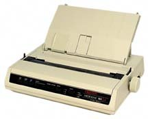 Okidata (MicroLine) ML184T (9 Pin) Dot Matrix Printer by Oki Data