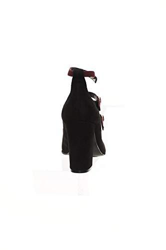 Donna Taglia nero N5401p 38 Eu Premi Bruno porpora Scarpa CxqffF