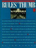 Rules of Thumb, Tom Parker, 0395429552
