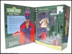 Palisades Muppet Super Grover Action Figure by Sesame Street