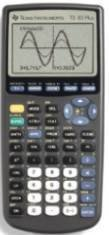 Texas Instruments- TI-83PLUS Programmable Graphing Calculato