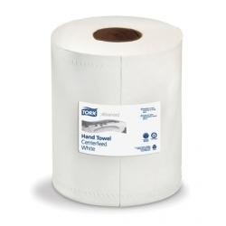 (TORK AUTO WIPES SCA TISSUE AMERICA M-Tork 2Ply Wht 9X590 600Shts (Cs Of 6) - TW121201)