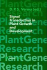 Signal Transduction in Plant Growth and Development, , 3211827455